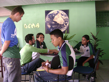 II Feira de Ciências e Cultura da SEFOR/SEDUC - I Participação do GEMA /2008