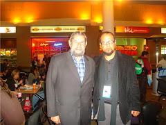 Con el maestro Jose Luis Diaz Granados