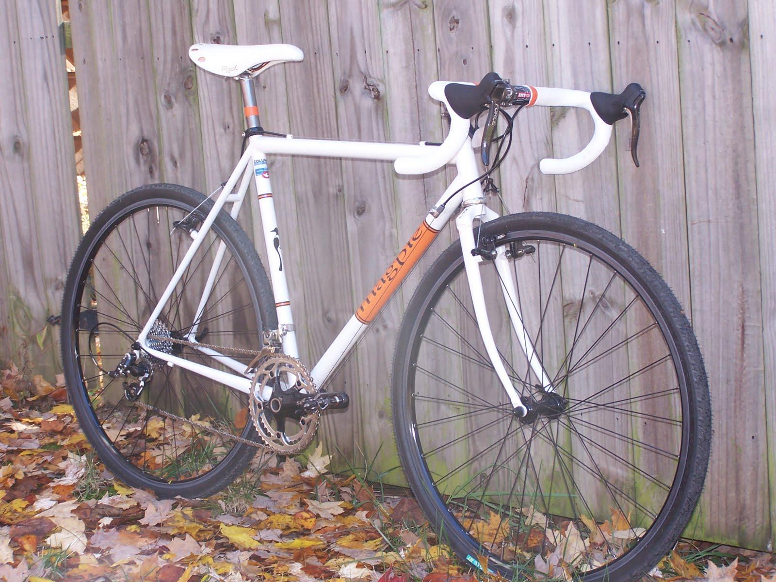 Plus One Lap Handmade Cyclocross Bike Curtis Magpie