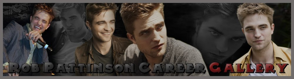 Rob Pattinson Career Gallery