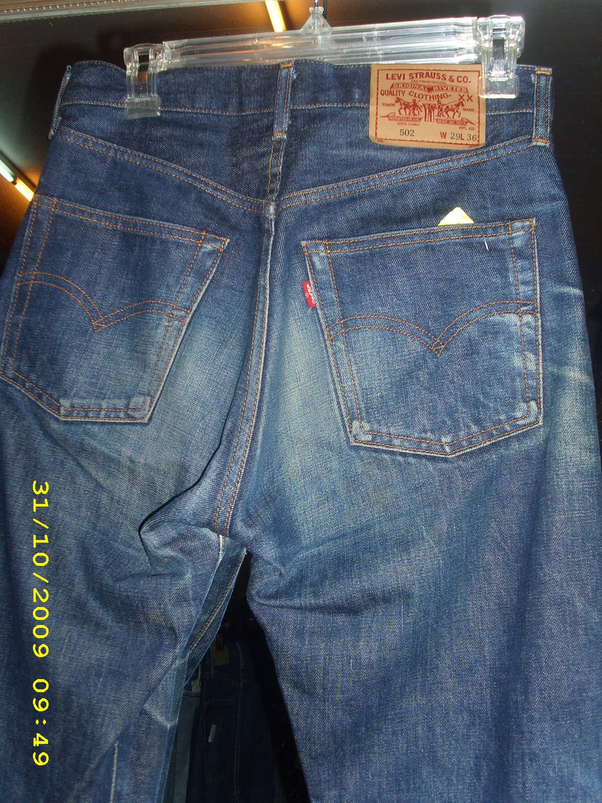 Jom Bundle: Levis 502 Big E
