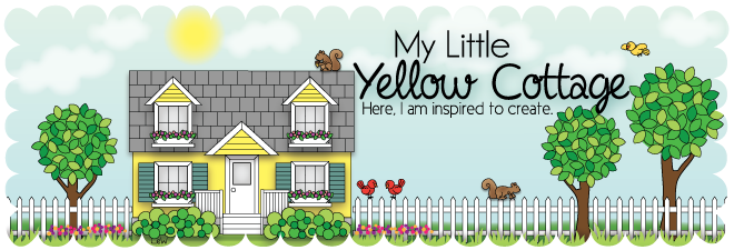 My Little Yellow Cottage