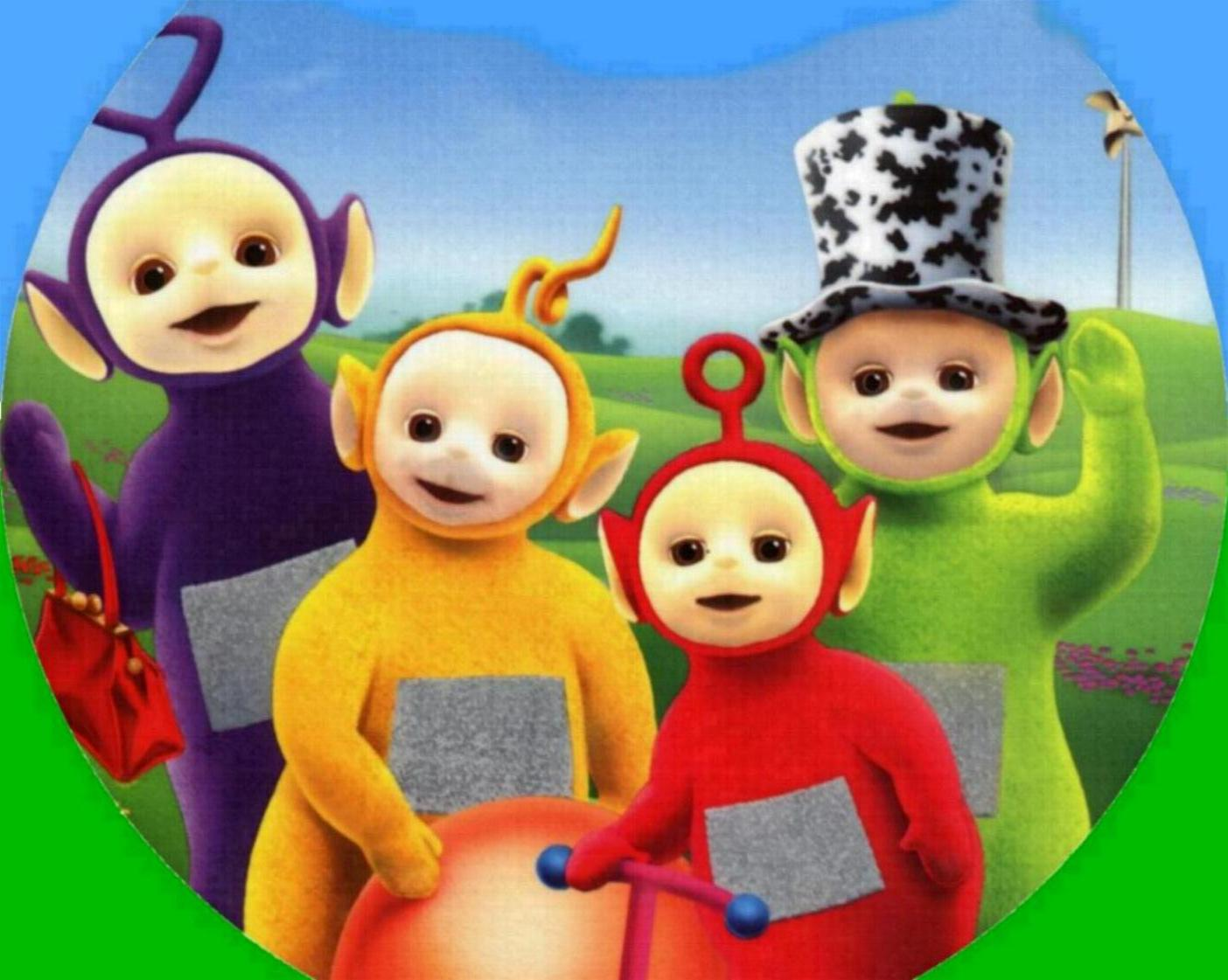 Teletubbies+names