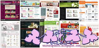 oscomtemcol1 Free osCommerce Templates