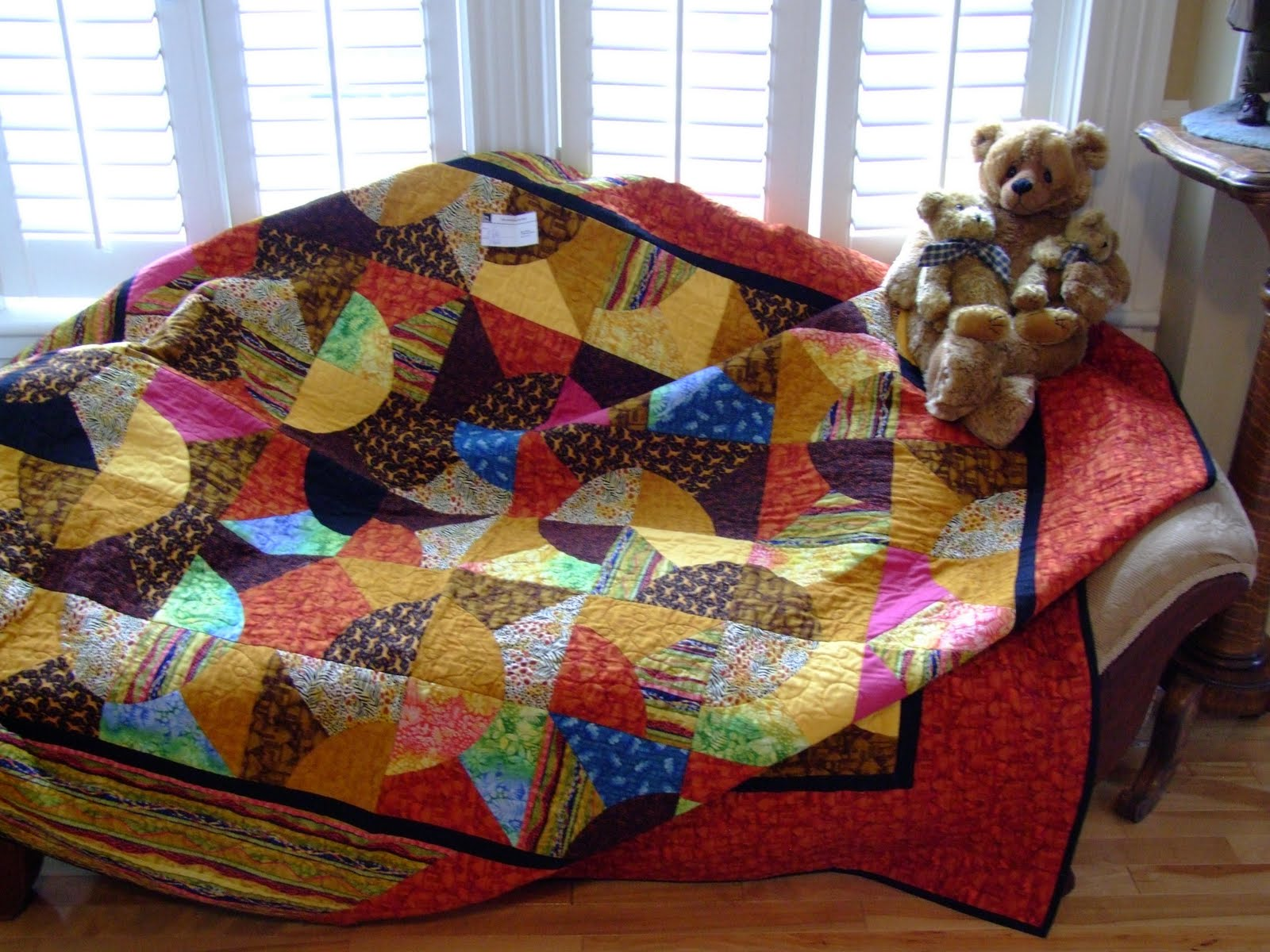 Sew Karen-ly Created...: Phyllis Cameron Quilt Display : quilts by phyllis - Adamdwight.com