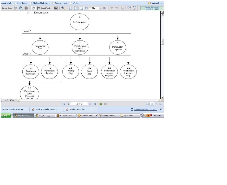 Ari azhary nasution dekomposisi sistem penggajian dekomposisi sistem penggajian ccuart Image collections