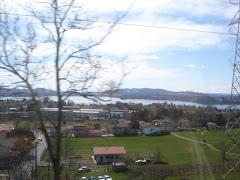 Desde el Treno... Rumbo al Lago Maggiori