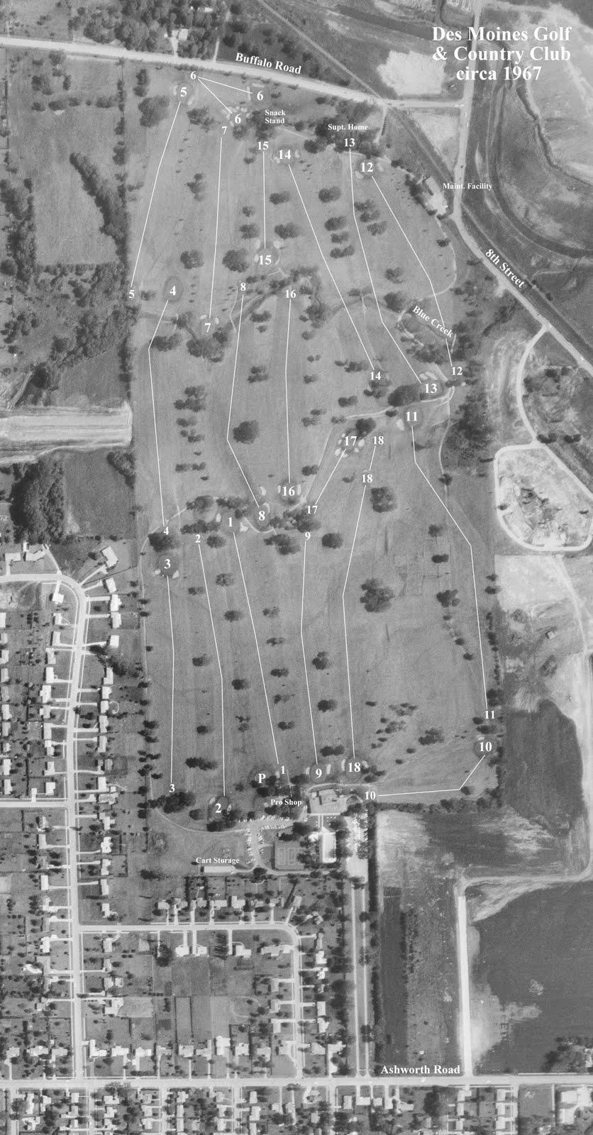 Dmgcc Golf Course Grounds Department November 2009