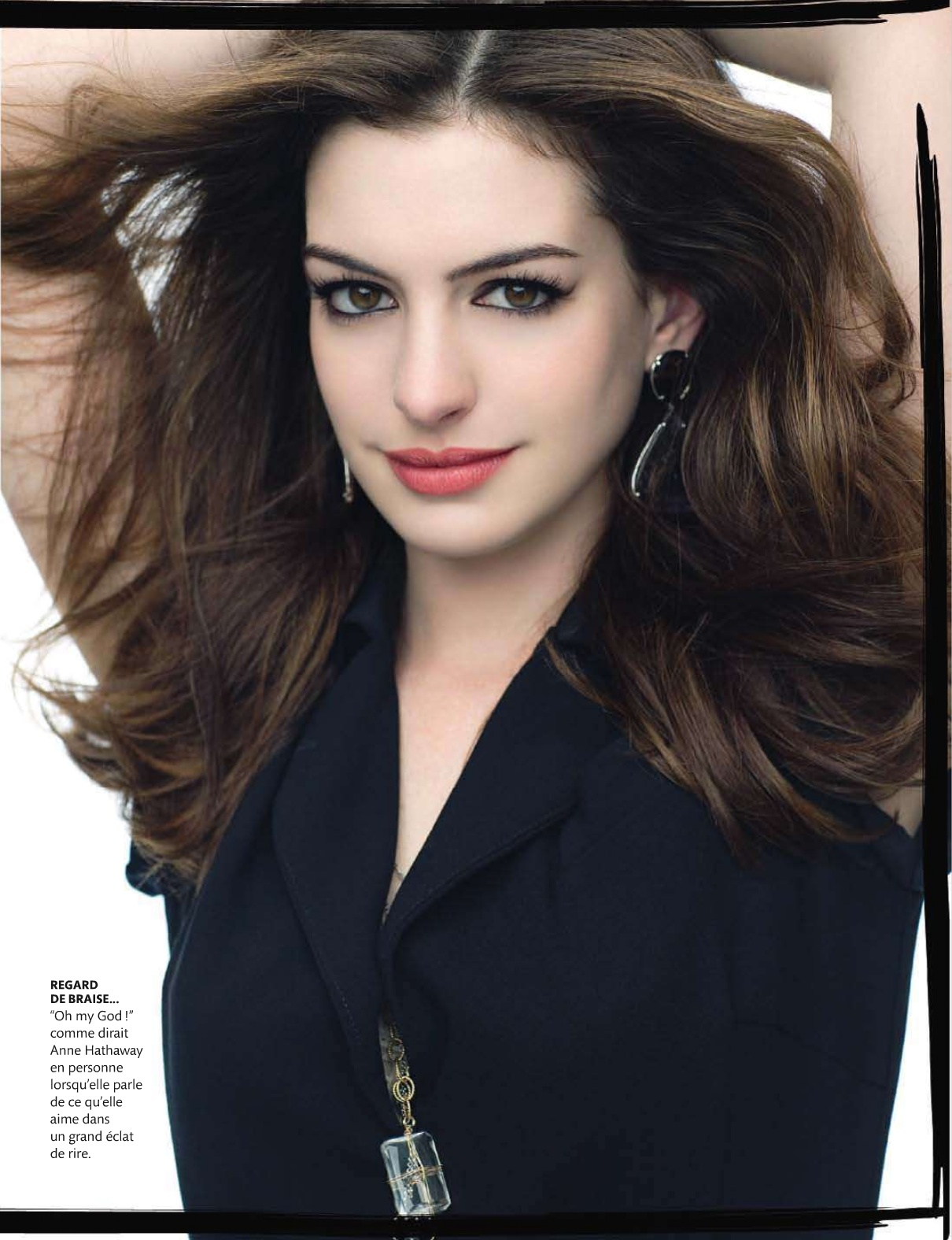 Anne Hathaway From This Article Anne Hathaway Wikimedia Commons