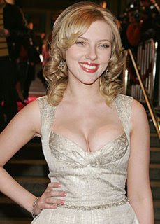 Busting Out of Scarlett Johansson 4