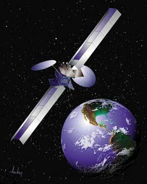 satellite of india