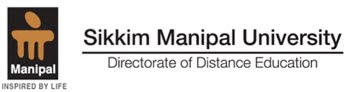 Sikkim Manipal University Assignments