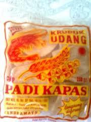 kerupuk udang khas Indramayu