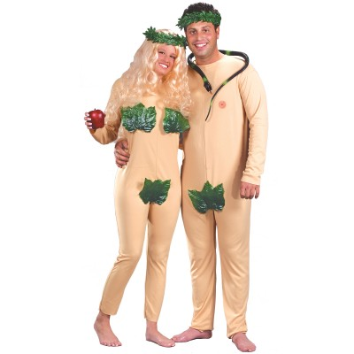 halloweenadameve  halloween costumes picture