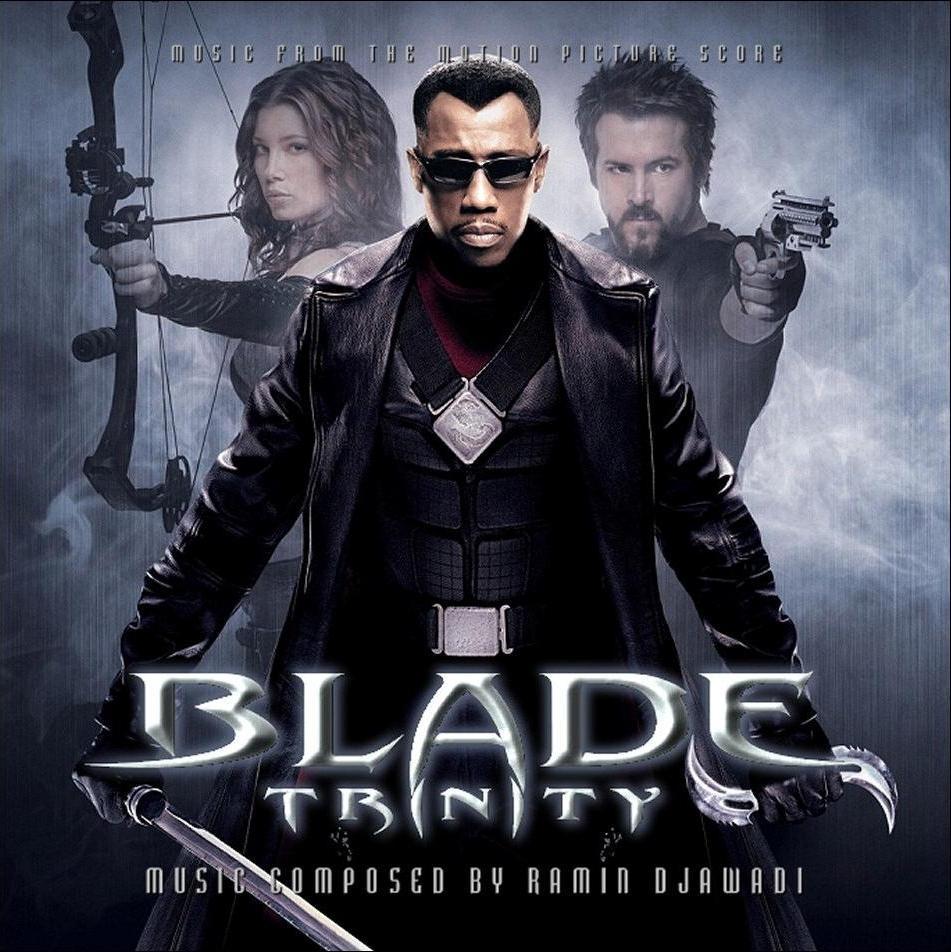 Adithdemons.Blogspot.com: Blade 3: Trinity