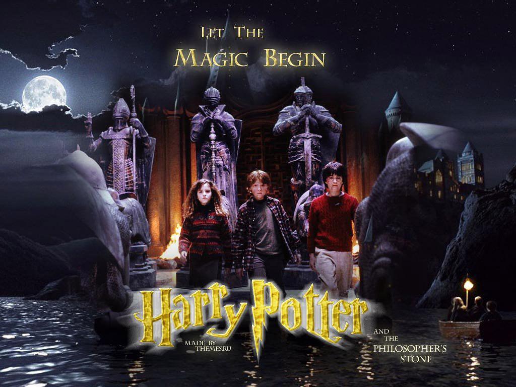 Harry Potter Sorcerer S Stone