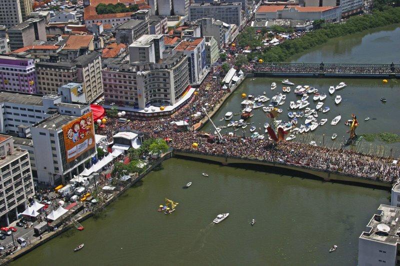 RECIFE RIOS E PONTES
