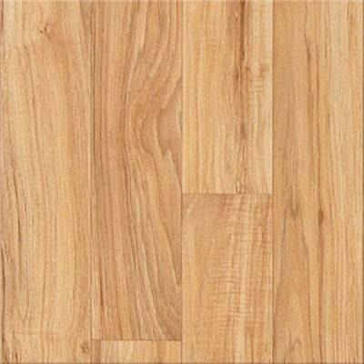 Artgirl island may 2009 for Linoleum that looks like hardwood floors