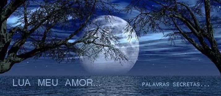 Lua meu amor...