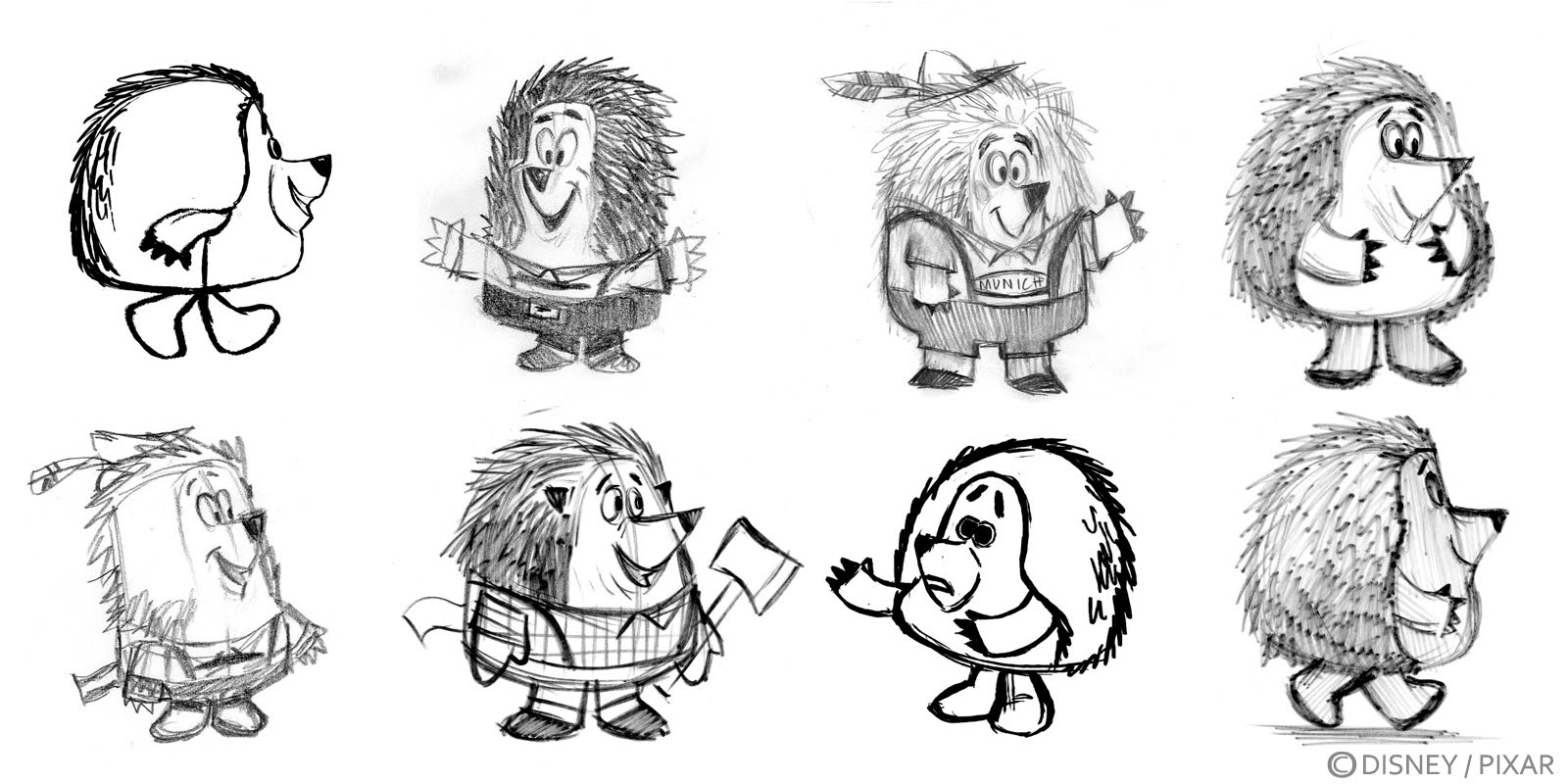 Cartoon Character Design Process : Nate wragg art and illustration toy story