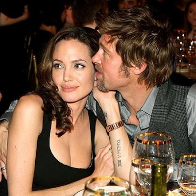 Angelina Jolie and Brad Pitt Set to Secretly Marry