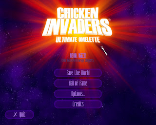 Chicken Invaders 4: The Ultimate Omelette [FINAL]