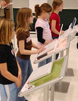 kids using computers
