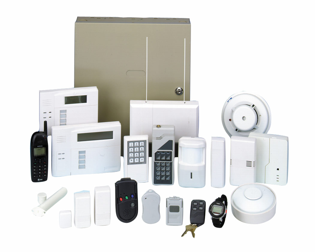 In home security systems