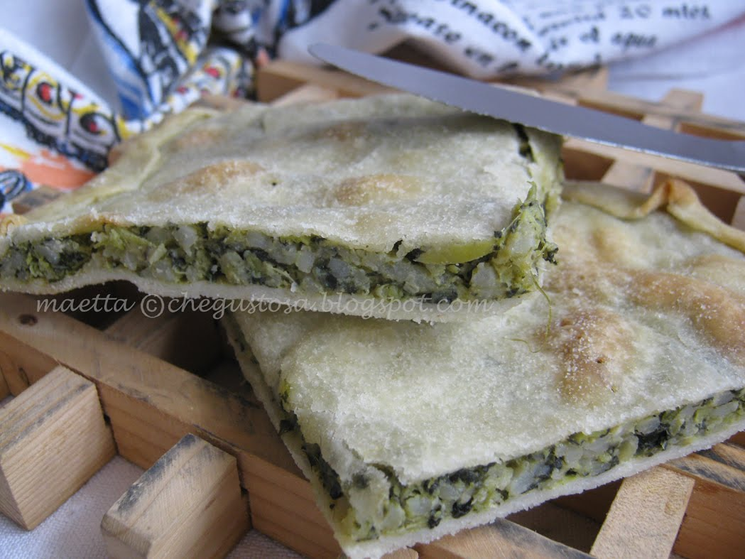 Ricette torte salate liguri