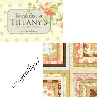 Moda BREAKFAST AT TIFFANY'S Fabric by Fig Tree Quilts