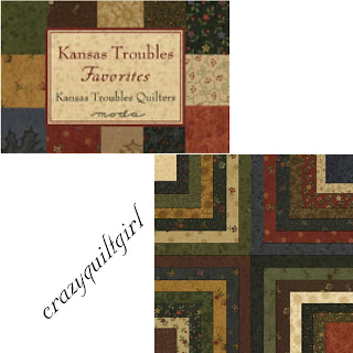 Moda KANSAS TROUBLES FAVORITES Fabric by Kansas Troubles Quilters