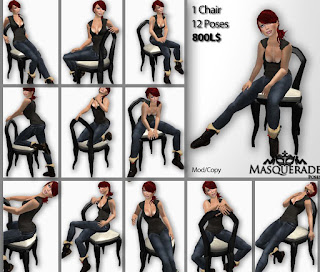 Posing Chairs