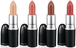 mac pret a papier lipsticks