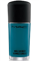 mac alice olivia nail lacquer morning after