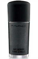 mac alice olivia nail lacquer military