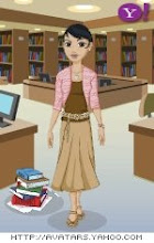Mrs. Summers, Librarian