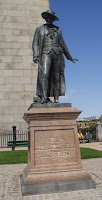 Colonel William Prescott Stature