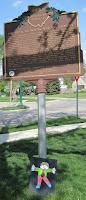 Historic Miller Park Sign