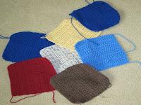 crocheted squares for homeless