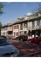 St. Charles Village street