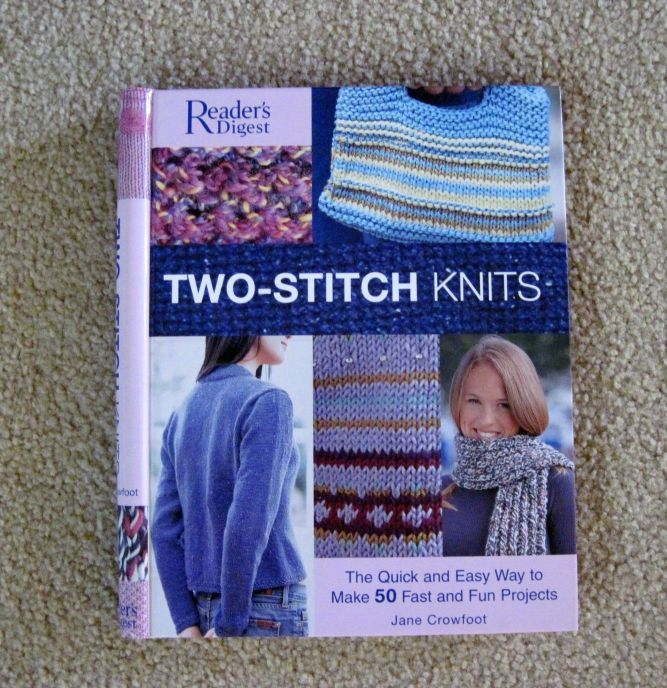 Sandys Space --: Crochet and Knitting Books