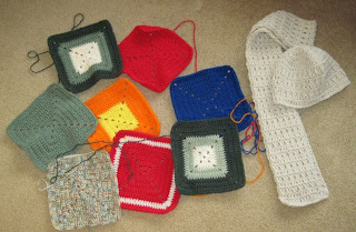 crocheting for homeless