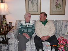 Geoff and Aunt Regina