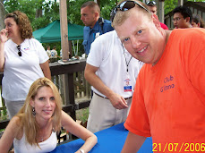 Geoff and Ann Coulter (his other favorite blonde)