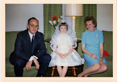 My First Communion- 16 May 1970