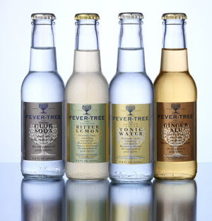 Fever Tree Mixers