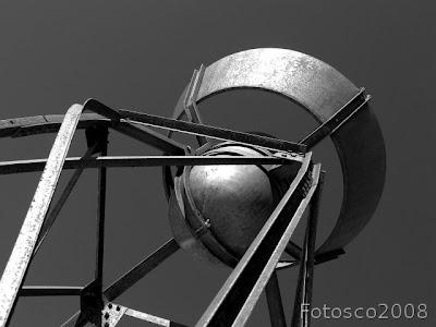Vestige d'acier