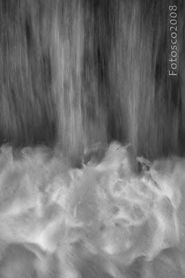 L'eau dans tous ses états : la chute