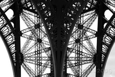 Tour Eiffel, Paris, la magie du fer