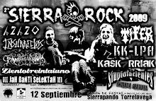 Cartel Sierra Rock'09